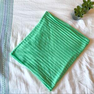 Gap knit infinity scarf